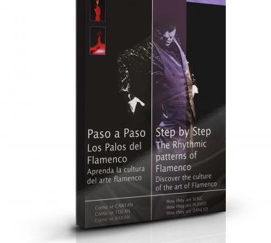 Flamenco dance classes solea DVD
