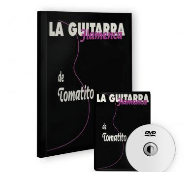 Flamenco guitar classes by Tomatito Book DVD