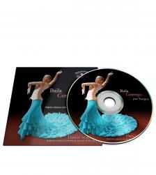 CD de baile flamenco por tangos