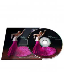 CD de baile flamenco por Soleá