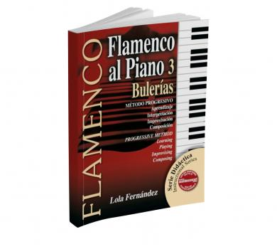 Flamenco piano for buleria