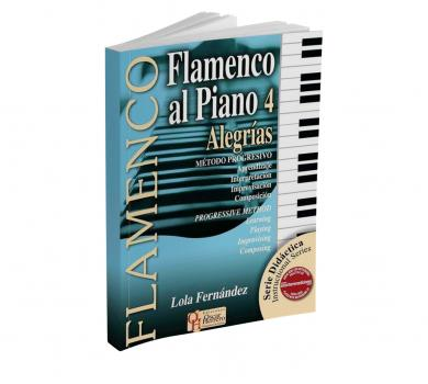 Flamenco piano for Alegrias